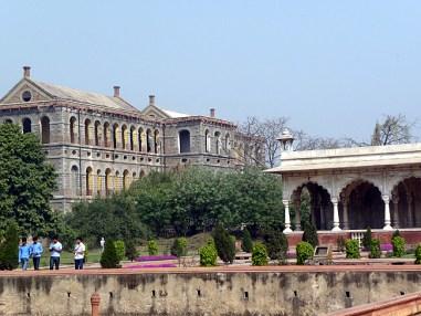 Red Fort, Old Delhi, Índia