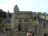 Ruínas em Beaux de Provence