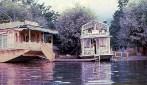 Srinagar, Nagin Lake, house-boats
