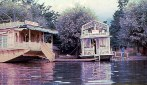 Srinagar, Nagin Lake, house-boats