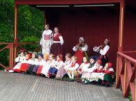 Suécia, música tradicional