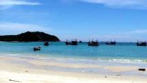 Tailândia, litoral sul