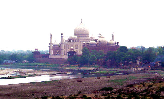 Taj Mahhal, Agra, India