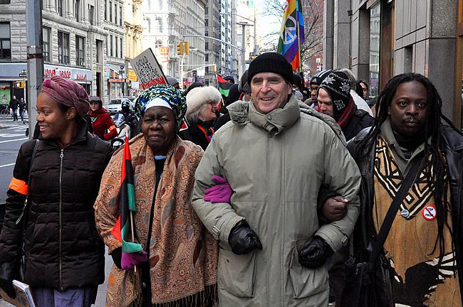 African Memorial Ground, New York - Photo Michael Fleshman CCBY