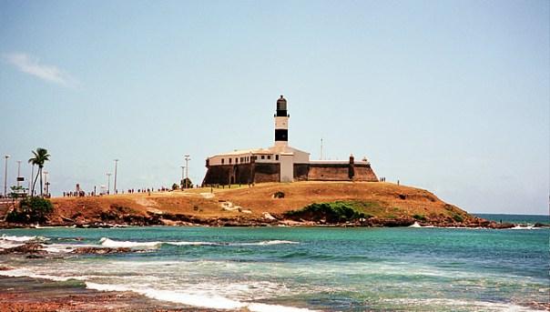 Forte de Sto. Antonio da Barra, Salvador