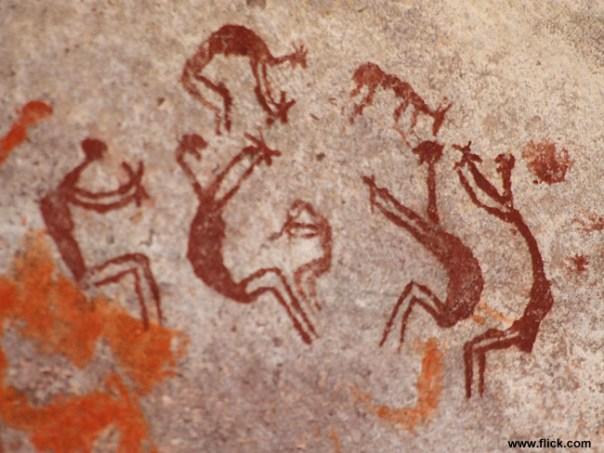 Pinturas rupestres, Chapada Diamantina