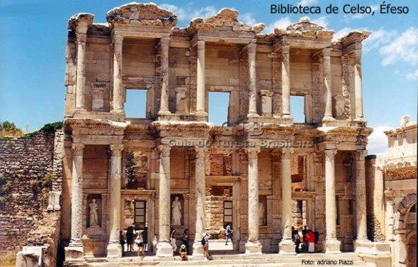 Éfeso, a cultura romana na Turquia de hoje