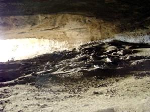 Cueva del Milodon, Patagônia, Chile