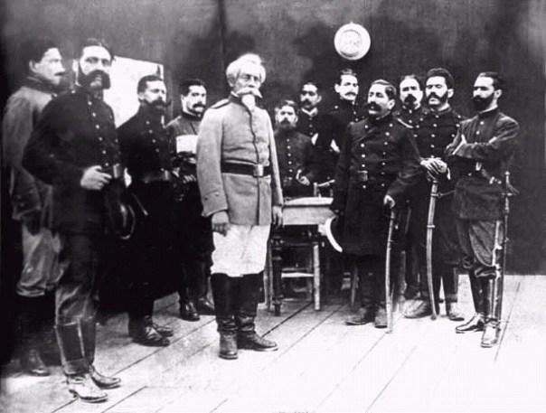 Guerra do Pacífico, Chile contra Peru e Bolívia
