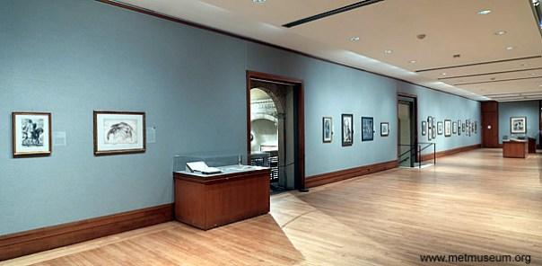 As coleções do Metropolitan Museum of Art (Met), em New York. Arte