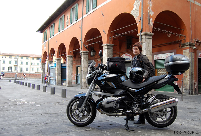Moto na Itália - Foto Miquel C. CCBY