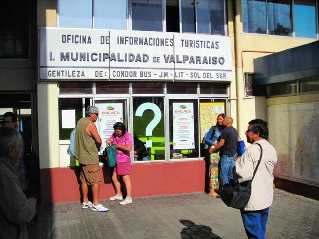 Informa es complementares sobre o chile turismo dicas for Oficina de turismo de grecia