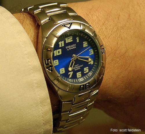 Comprar jóias, bijuterias e relógios em New York: relógio de pulso - Fotoscott feldstein CCBY