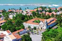 OLinda, Mosteiro de São Bento - Foto Prefeitura de Olinda CCBY