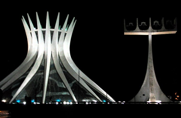 Catedral de Brasília - Foto de Ana Carolina de Castro Cavalcanti - CCBY