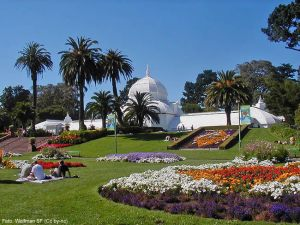Golden Gate Park, San-Francisco, California