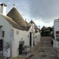 Alberobello, comuniade de trulli.
