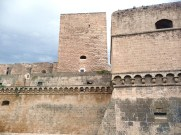 Bari, castelo normando