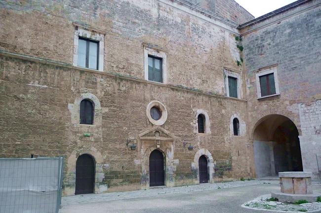 Centro histórico, Bari, Itália