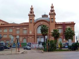 Teatro em Bari, Itália