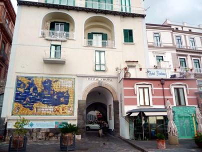 Amalfi, na Costa Amalfiana