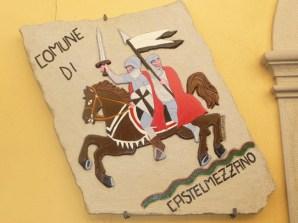 Castelmezzano, brasão comunal