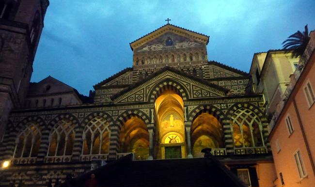 Duomo em Amalfi