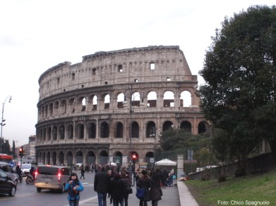 Coliseu, Itália, Roma