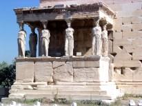 Detalhe do Parthenon de Atenas, na Grécia-foto-viaton-imperi-ccby
