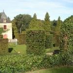 França, Eyrignac no verão
