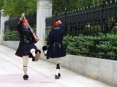 Grécia, Atenas, guarda-palaciana-foto Leandro Neumann Cluffo-ccby