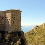 Grecia, Monte Athos, mosteiro-ccby