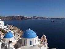 Grécia, santorini, foto Maggie Meng-ccby