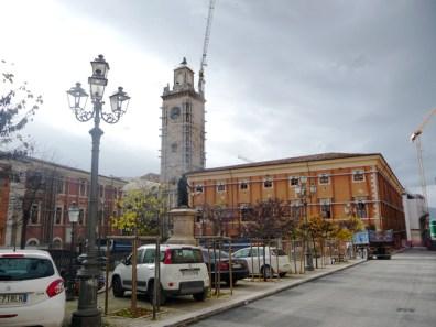 Centro histórico de l'Aquilla