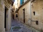 Lecce, ruela no centro histórico