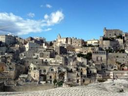 Matera, area central de sassi