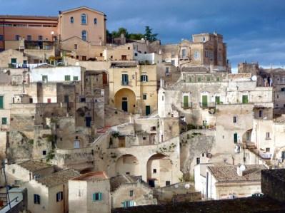 Sassi em Matera, Itália