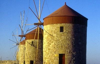 Grécia, Ilha de Rodes