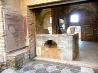 Ostia Antica, taverna na época romana