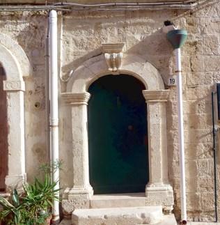 Polignano Al Mare, detalhe de sua arquitetura