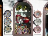Cerâmicas típicas de Positano