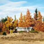 Nova Zelândia, Ilha do Sul, no outono