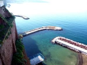 Porto de lazer em Sorrento