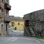 Venosa, Itália, centro