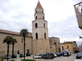 Venosa, torre do Duomo
