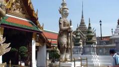 Tailândia, Bangkok, templo do Buda de Esmeralda