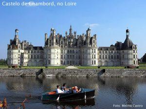 França, Chateau de Chambord, Vale do Loire