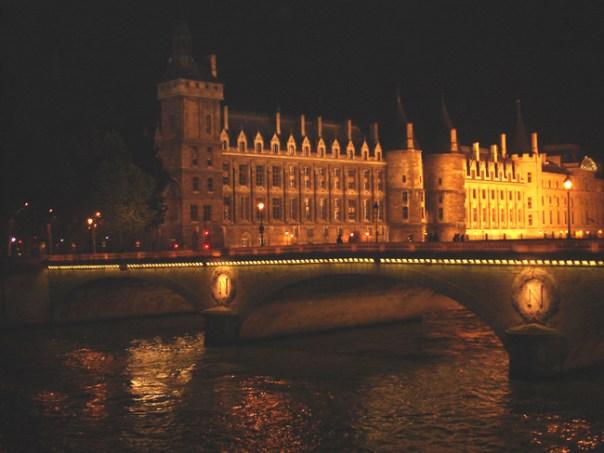 Conciergerie, em Paris