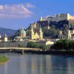 Áustria, Salzbourg