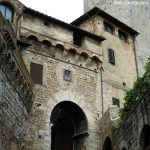 San Gimignano, na Toscana, Itália